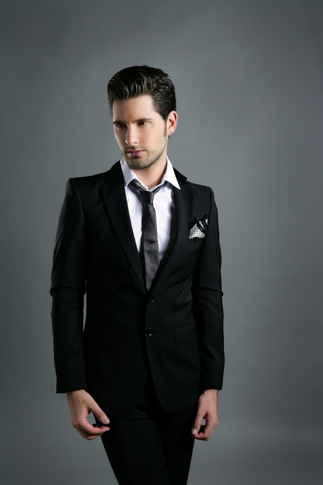 photodune-1398354-fashion-young-businessman-black-suit-casual-tie ...