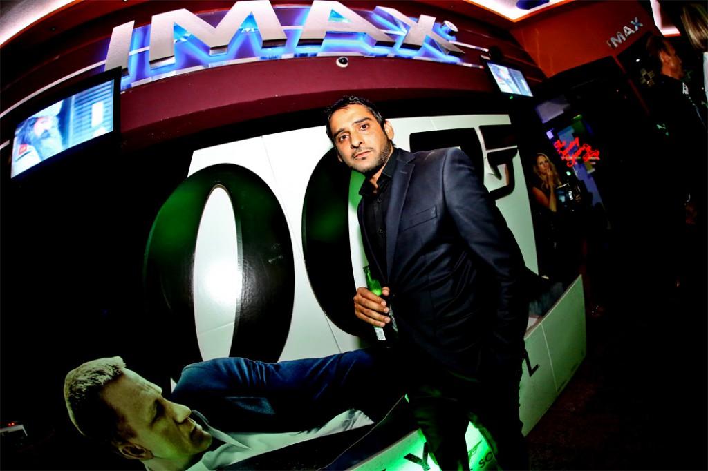 JAMES BOND - PREMIERE IMAX - NAIROBI