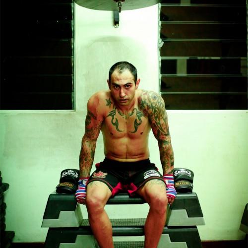 Muay Thai Ash