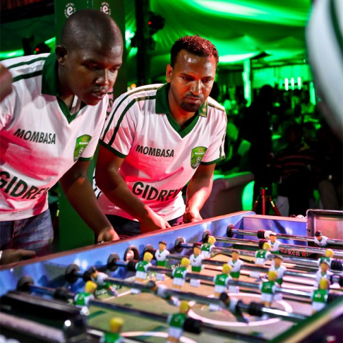 UCL FINAL 2013 – Nairobi