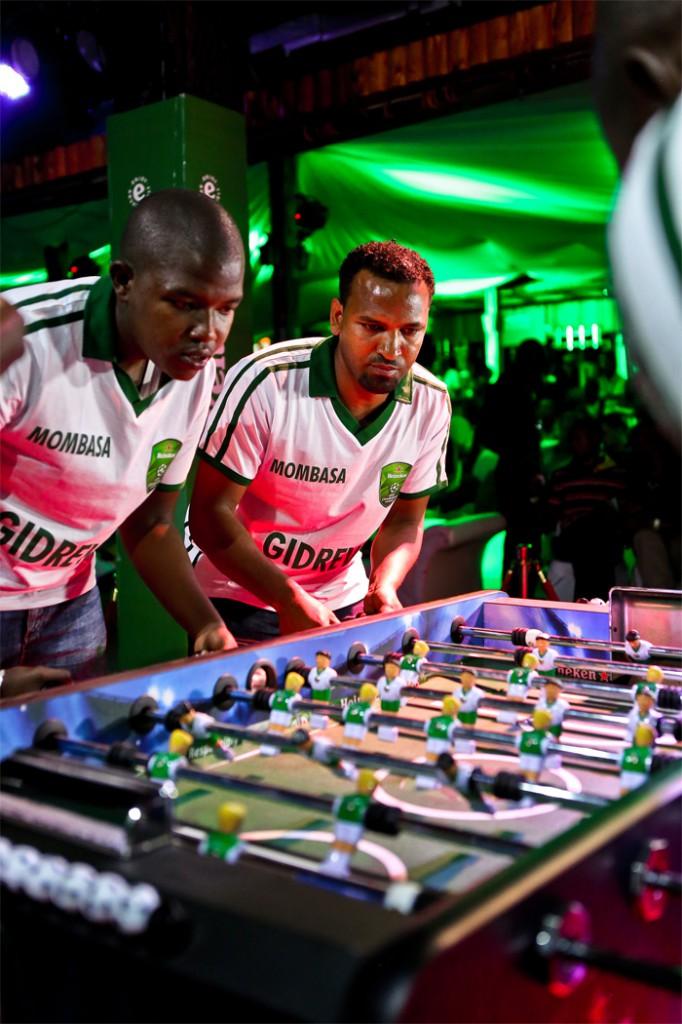 UCL FINAL 2013 Nairobi