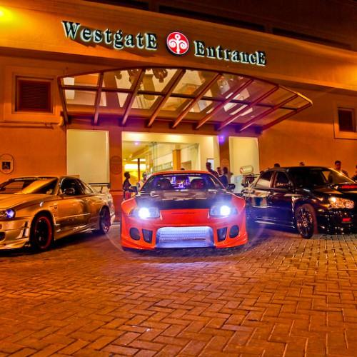 Westgate Auto Show